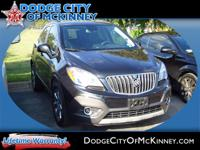 Come test drive this 2013 Buick Encore! Feature-packed