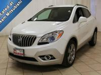Options:  2013 Buick Encore Convenience|This 2013 Buick