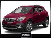This 2013 Buick Encore Leather is proudly offered by