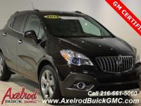 ** GM CERTIFIED ** BUICK ENCORE LEATHER GROUP,