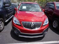2013 Buick Encore LeatherClean CARFAX.Reviews: *