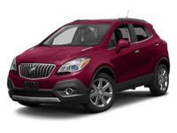 Options:  2013 Buick Encore Premium|Gold/Black|V4 1.4