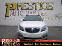 This rugged 2013 Buick Encore Premium seeks the right