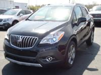 2013 Buick Encore Sport Utility Convenience Our