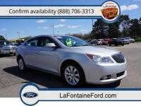 New Arrival! *Priced below Market!* This 2013 Buick