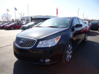 2013 Buick LaCrosse 4dr Car Leather Our Location is: