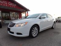 Options:  2013 Buick Lacrosse If You Crave The Finer