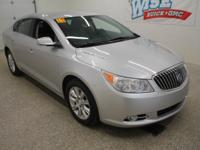 2013 Buick LaCrosse Leather Group, ONLY 68,000 MILES,