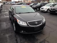 2013 Buick LaCrosse New Price! **CLEAN CAR FAX**,