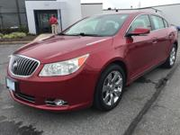Looking for a clean, well-cared for 2013 Buick