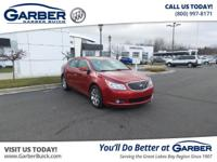 2013 Buick LaCrosse Leather Group! Featuring a 3.6L V6