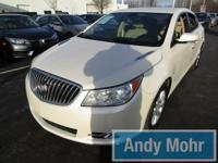 CARFAX One-Owner. 2013 Buick LaCrosse Leather Group in