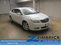 Options:  2013 Buick Lacrosse 4Dr Sdn Leather