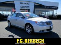 PREMIUM & KEY FEATURES ON THIS 2013 Buick LaCrosse