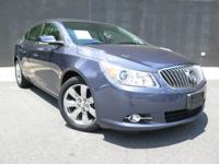 **2013 BUICK LACROSSE**PREMIUM EDITION**LEATHER