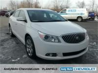 Priced below KBB Fair Purchase Price!  Buick LaCrosse