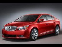 2013 Buick LaCrosse Sedan 4dr Sdn Base FWD Our Location