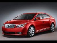2013 BUICK LaCrosse Sedan 4dr Sdn Leather FWD Our