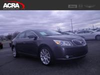 Used 2013 Buick LaCrosse, stk # 171585A, key features