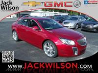 Turbo! Red and Ready! Jack Wilson Chevrolet Buick GMC