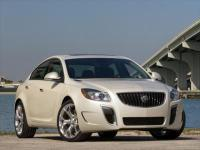 2013 Buick Regal GS Aisin 6-Speed Automatic. All