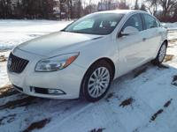 Extremely low miles on the near FLAWLESS 2013 Buick