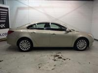 Flex Fuel! Turbo! This stunning 2013 Buick Regal is the