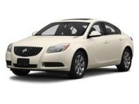 2013 Buick Regal Premium 1 CLEAN CARFAX ONE OWNER,