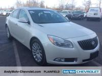 Buick Regal  CARFAX One-Owner. Odometer is 11900 miles