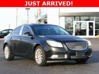 Regal Buick 2013 6-Speed FWD ECOTEC 2.0L I4 SIDI VVT