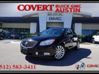 2013 Buick Regal Turbo Premium edition four door sedan!