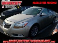 **HAGGLE FEE PRICING** 2013 Buick Regal Premium Turbo