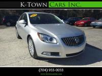 Options:  2013 Buick Regal Turbo Premium 2 Sedan