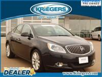 In this amazing 2013 Buick Verano Leather Group, your