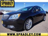 2013 Buick Verano 4dr Car BLACK Our Location is: