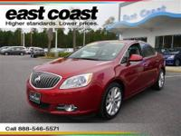 Drivers only for this stunning and seductive 2013 Buick