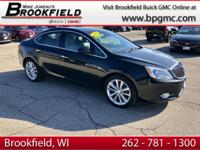 Buick Certified Pre-owned, Clean CARFAX. Prior to