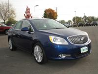 Familiarize yourself with the 2013 Buick Verano! Packed