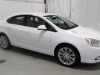 Recent Arrival! 2013 Buick Verano CARFAX One-Owner.