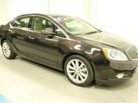 2013 Buick Verano Carbon Black Metallic Just Reduced!