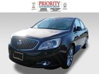 For a smoother ride, opt for this 2013 Buick Verano