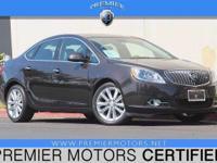 Options:  2013 Buick Verano Convenience