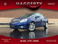 Options:  2013 Buick Verano Convenience Group|Blue/|V4