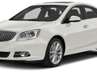 Options:  2013 Buick Verano Convenience Group|Recent