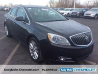 Buick Verano  Clean CARFAX. CARFAX One-Owner. Odometer