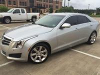 VERY CLEAN MUST SEE!!! I have a 2013 Cadillac ATS with