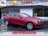 2013 CADILLAC ATS 2.0L Turbo Sedan Our Location is: