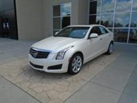 This outstanding example of a 2013 Cadillac ATS is