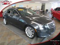 TECHNOLOGY FEATURES:  This Cadillac ATS Includes