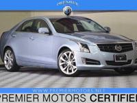 Options:  2013 Cadillac Ats 2.0L Turbo